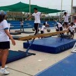 Formación deportiva básica: educación física